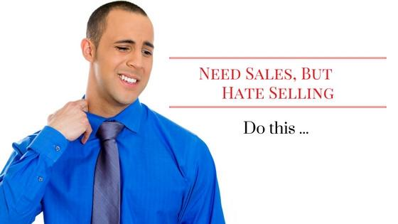 Top 5 tips to sell without the stress